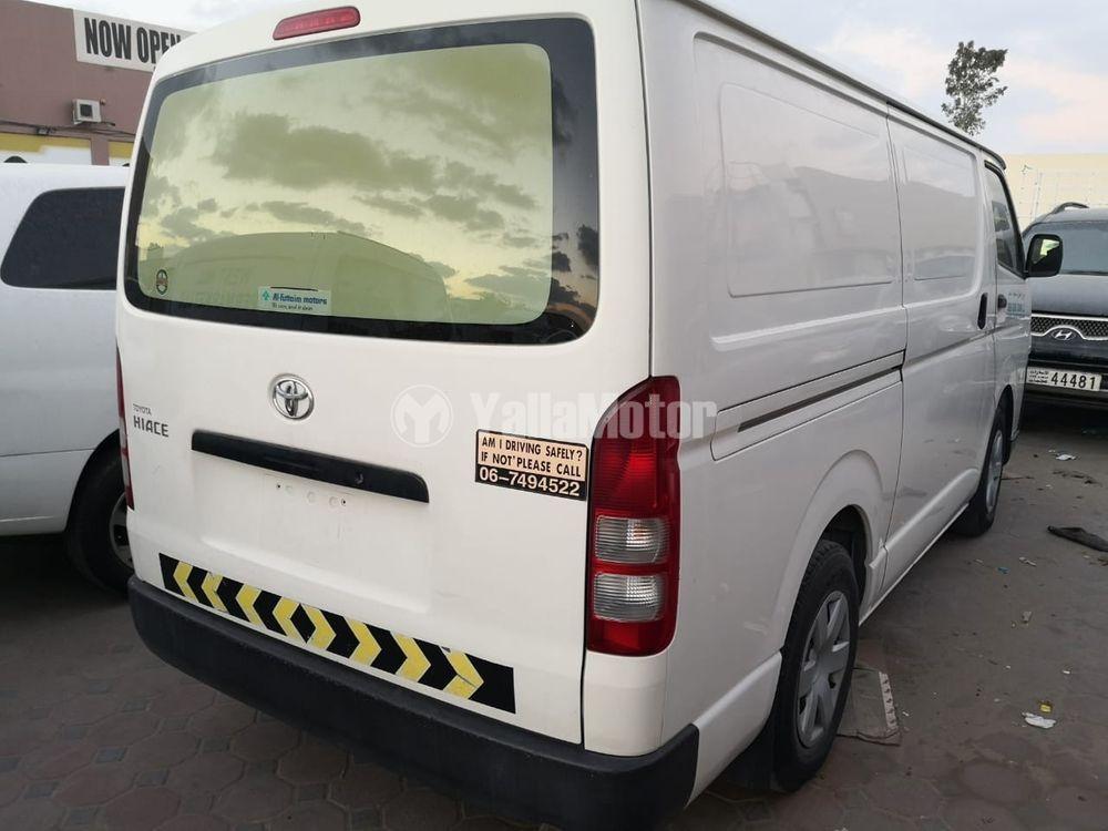 Used Toyota Hiace 2014