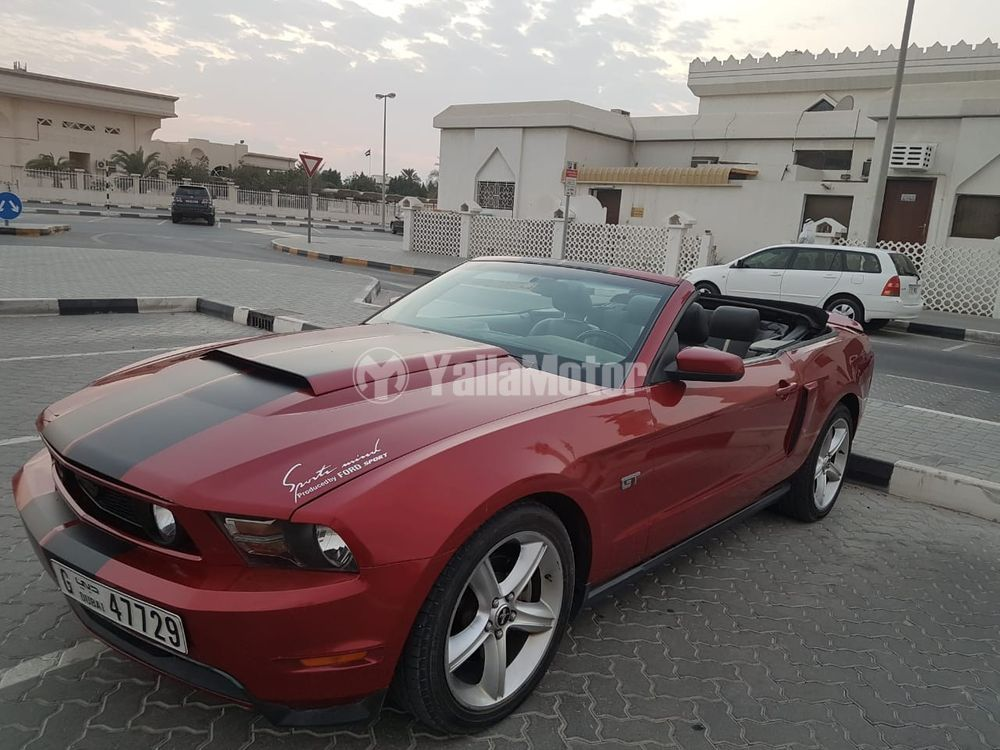 Used Ford Mustang 2010