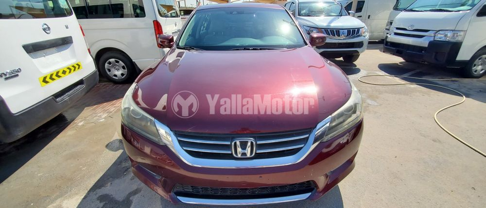 Used Honda Accord 2.4L EXL 2013