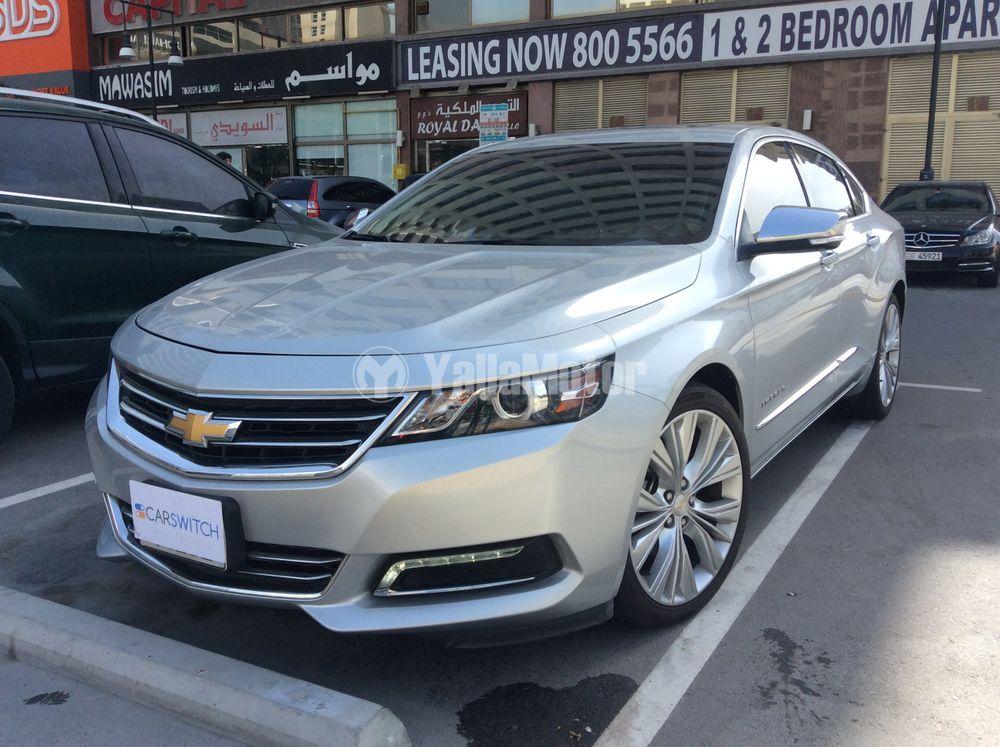 Used Chevrolet Impala 2018