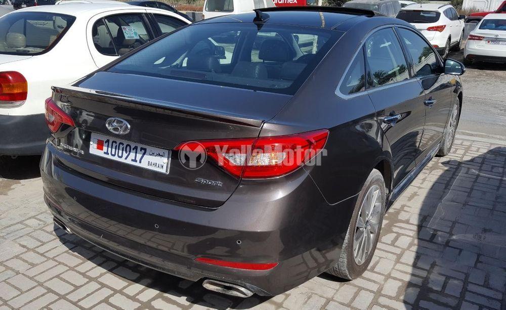 Used Hyundai Sonata 2015