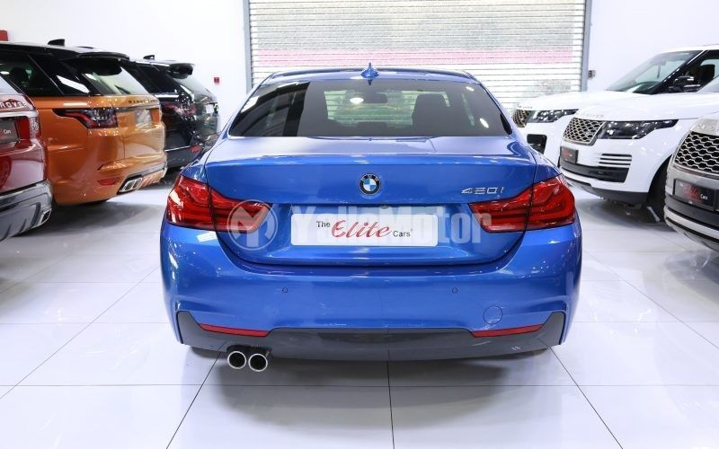 New BMW 4 Series Coupe 420i 2020