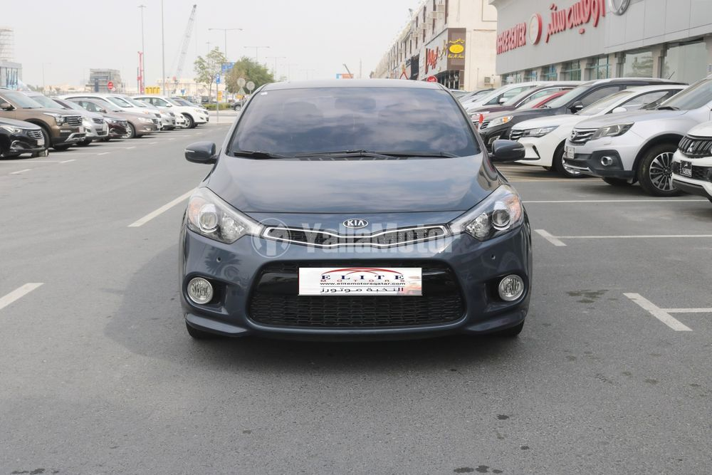 Used Kia Cerato Koup 2.0L Top 2016