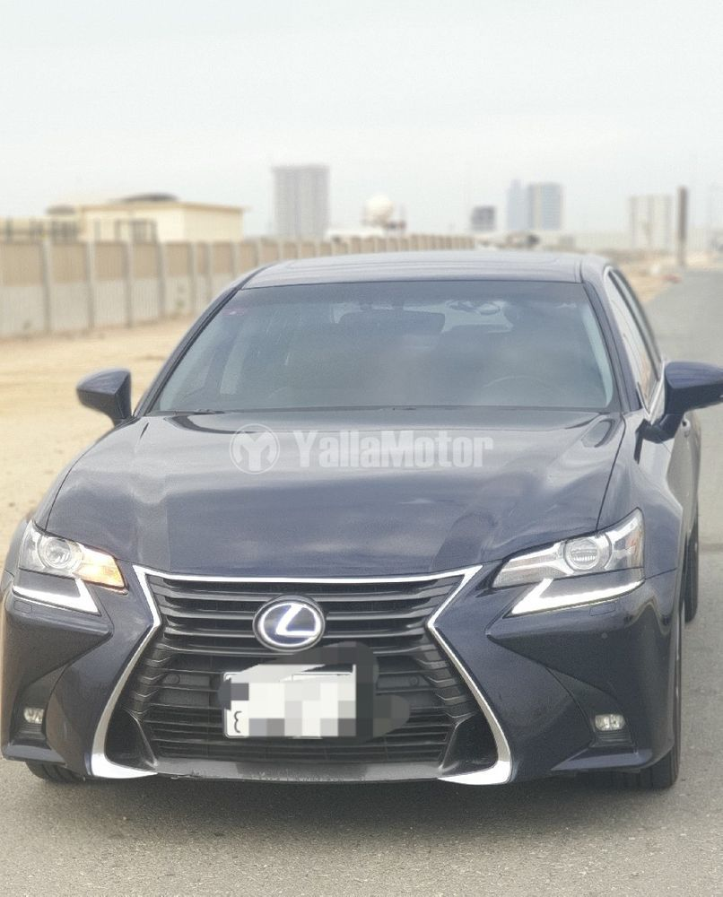 Used Lexus GS-Series 2016