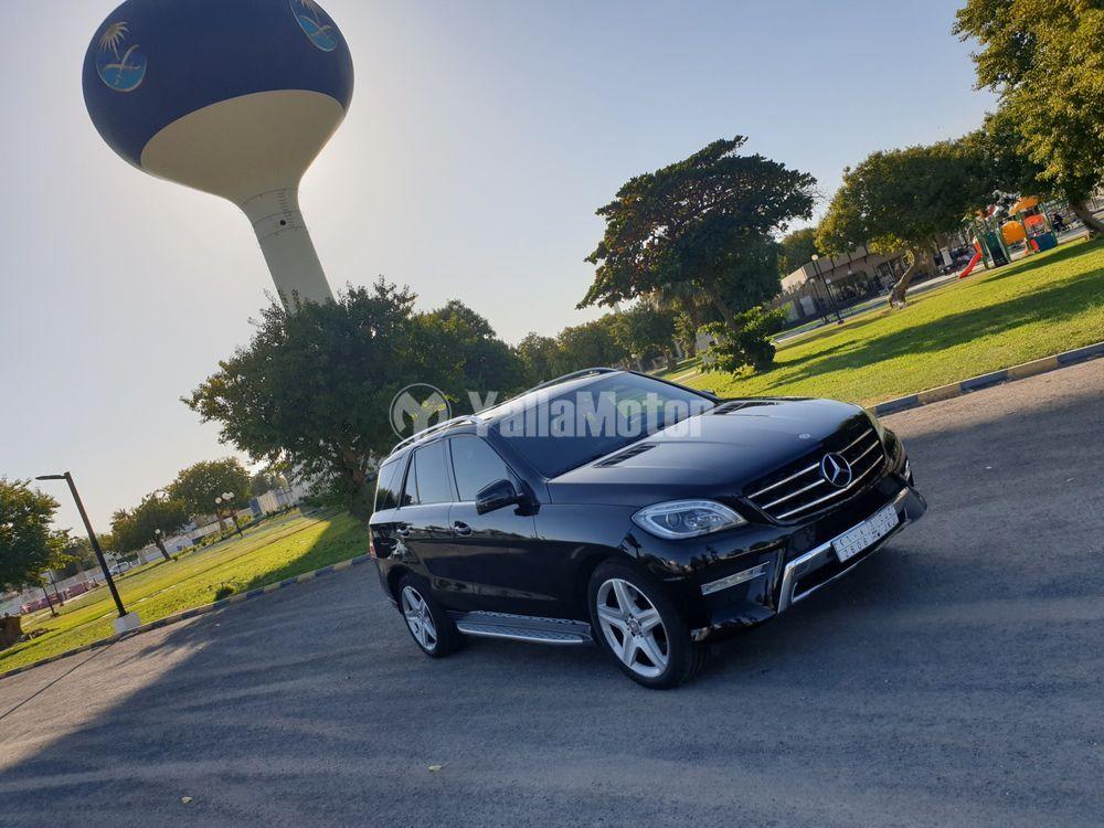 Used Mercedes-Benz ML400 2015