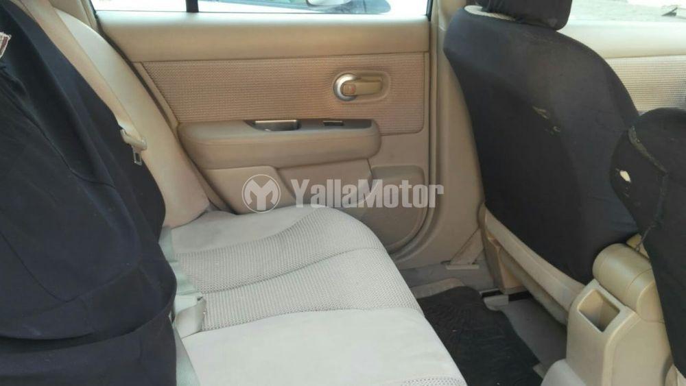 مستعملة نيسان تييدا Hatchback 2012