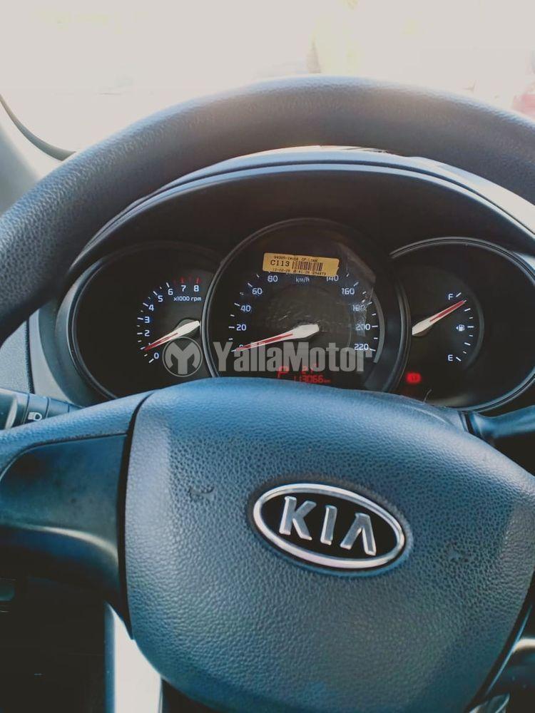 Used Kia Rio 4 Door Sedan 1.4L 2012