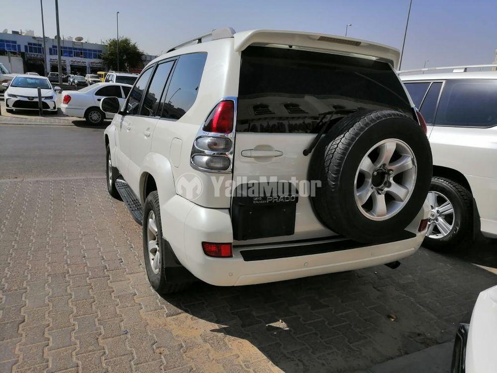 Used Toyota Land Cruiser Prado 2009