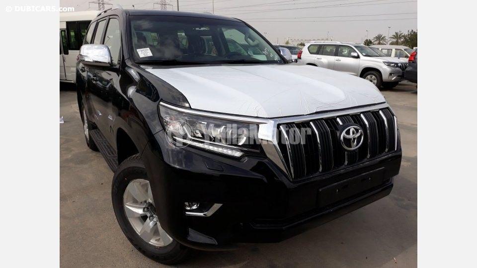 New Toyota Land Cruiser Prado 2.7L TXL1 2020