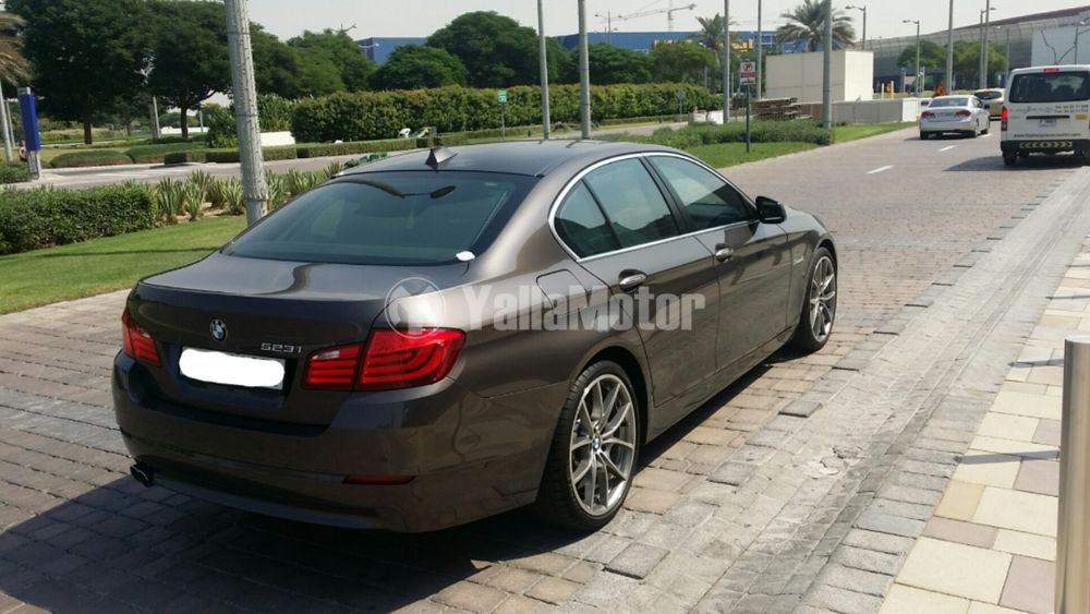 Used BMW 5 Series 523i 2012