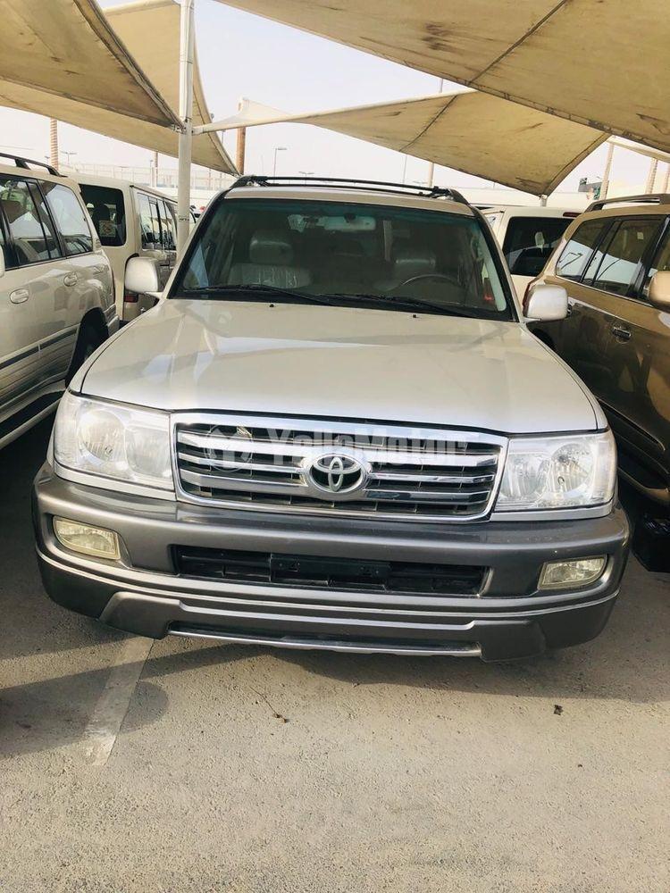 Used Toyota Land Cruiser 2006