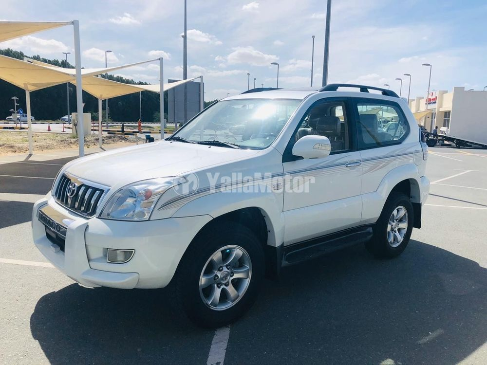 Used Toyota Land Cruiser Prado 2009