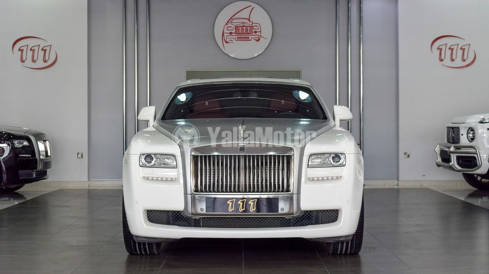 Used Rolls Royce Ghost 2014