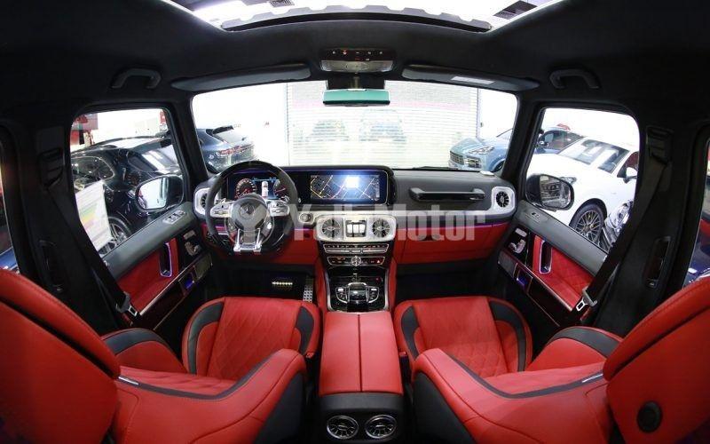 New Mercedes-Benz G-Class G 63 AMG 2020