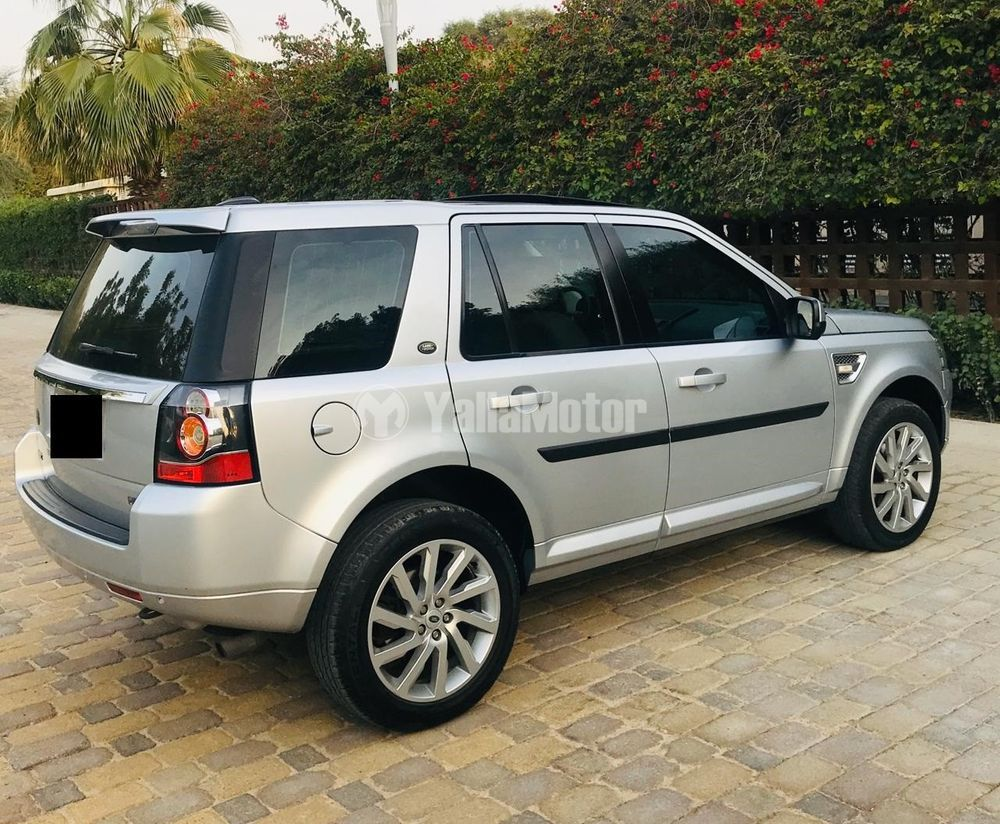 Used Land Rover LR2 2013