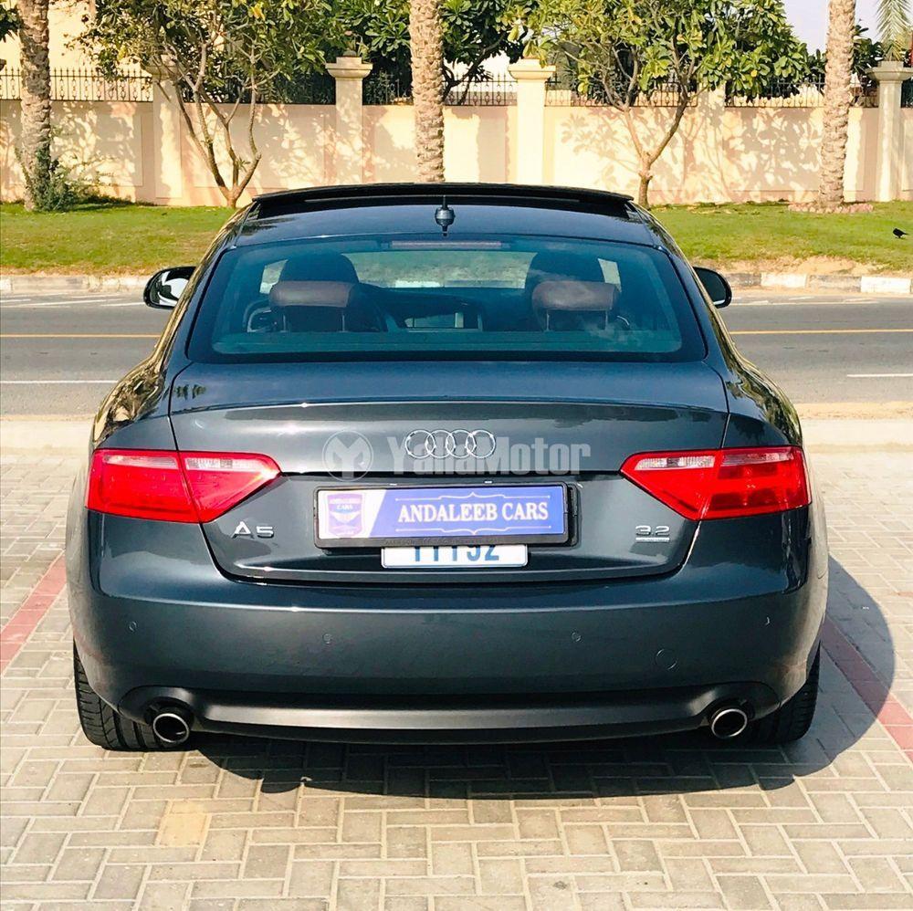 Audi A5 Convertible Dubai: Used Audi A5 Coupe 2009 (983161)
