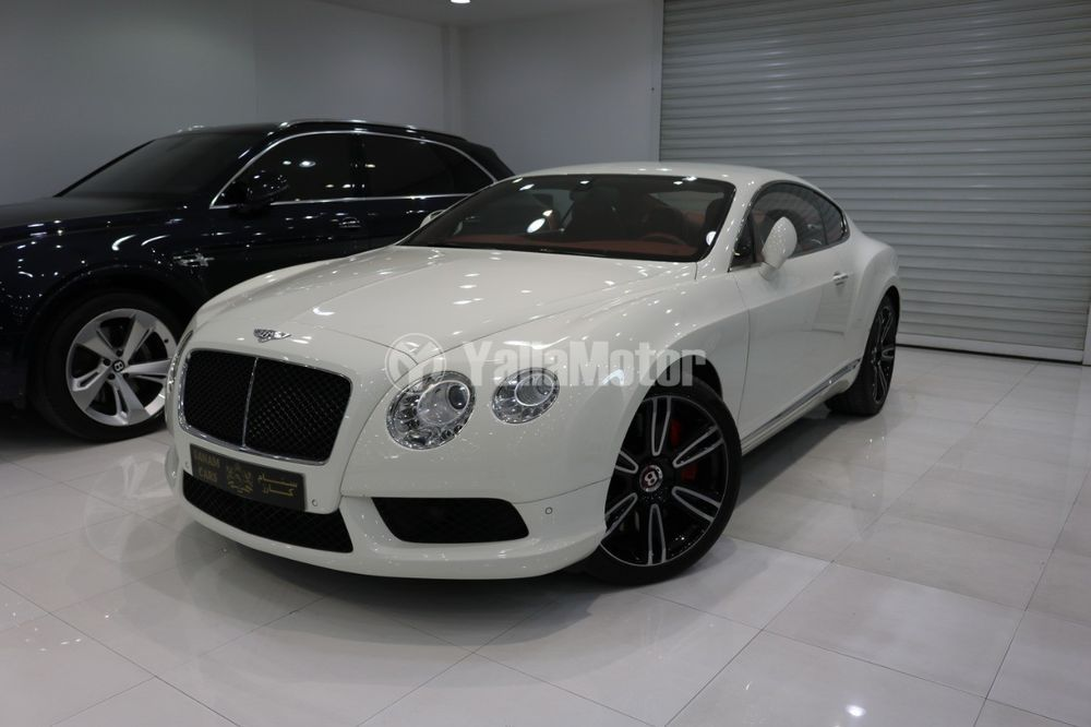 Used Bentley Continental GT V8 2014