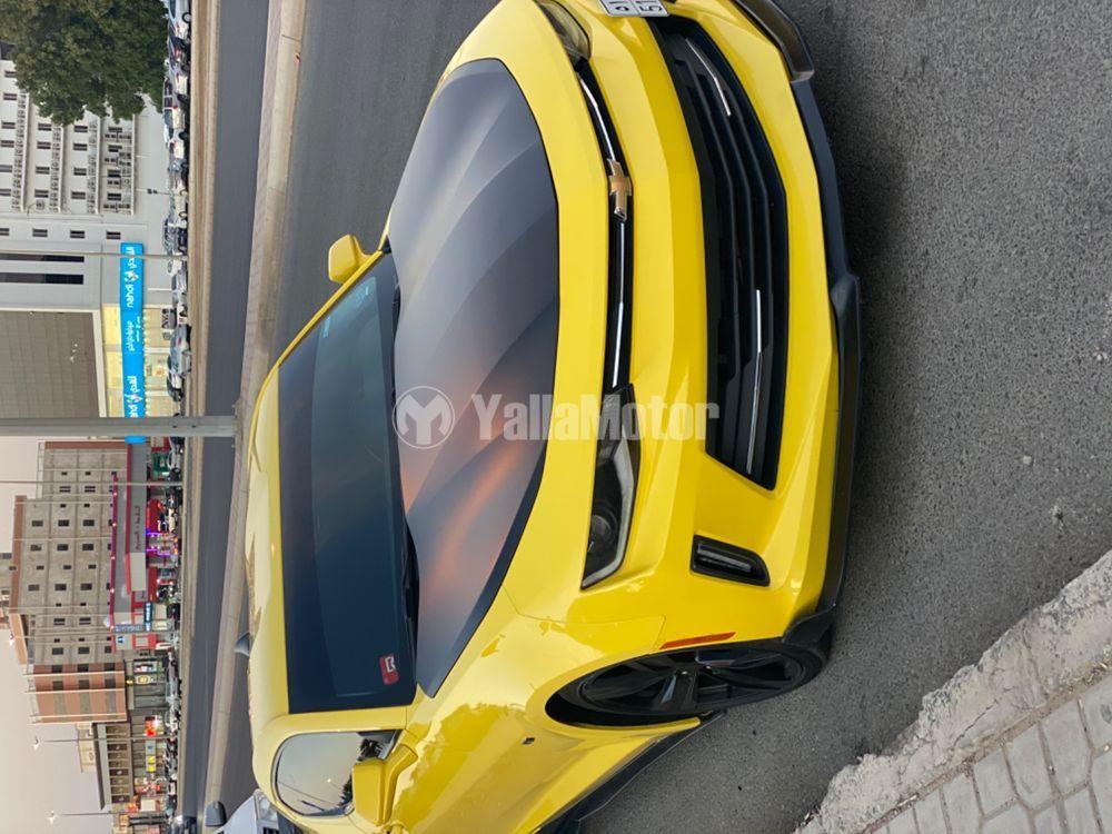 Used Chevrolet Camaro Coupe 2017