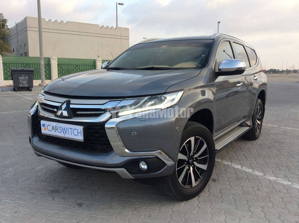 Used Mitsubishi Montero Sport 2017