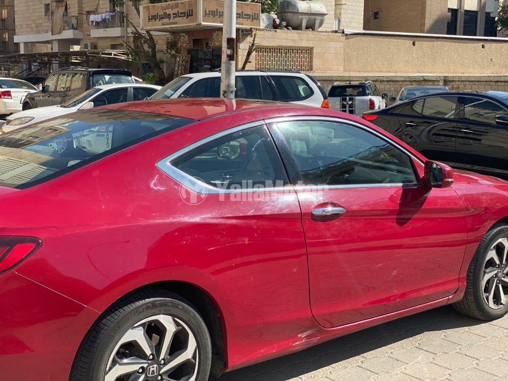 Used Honda Accord Coupe 2.4L 2016