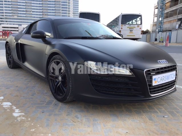 Used Audi R8 Coupe 2009
