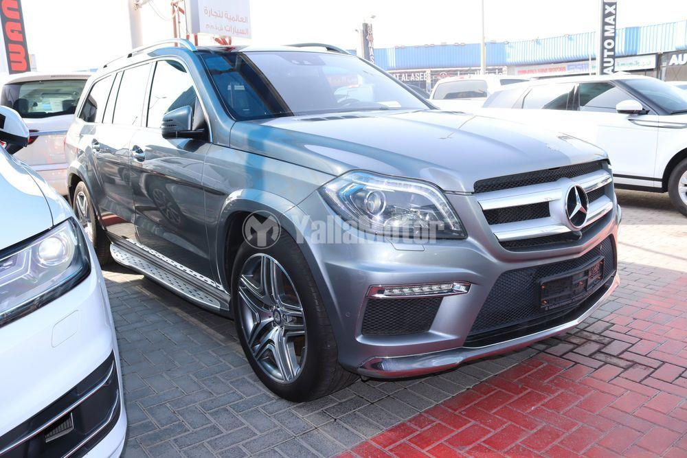 Used Mercedes-Benz GL-Class GL 500 4MATIC 2015