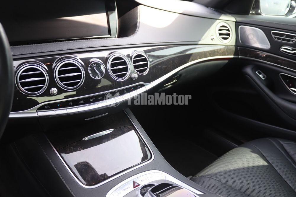 Used Mercedes-Benz S-Class S 350 2017