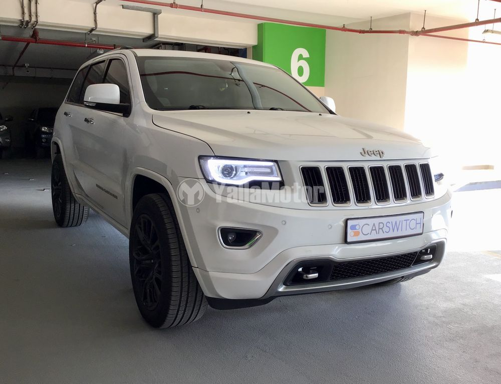 Used Jeep Grand Cherokee 2015