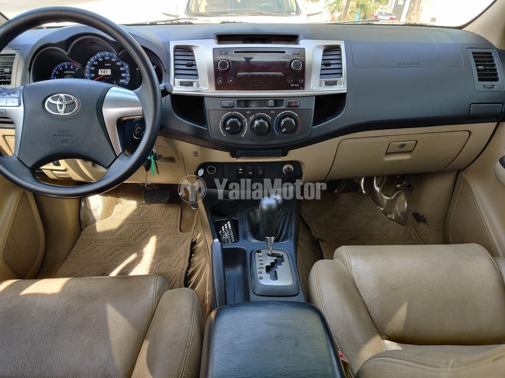 Used Toyota Fortuner  2.7L TRD Sportivo 2014