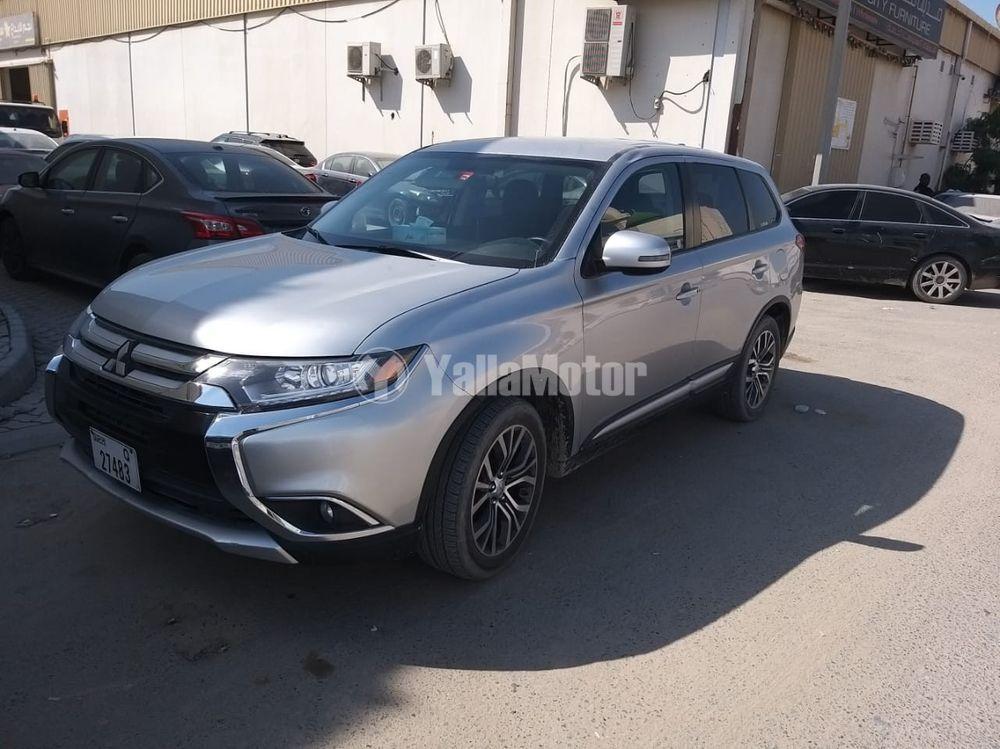 Used Mitsubishi Outlander 2018