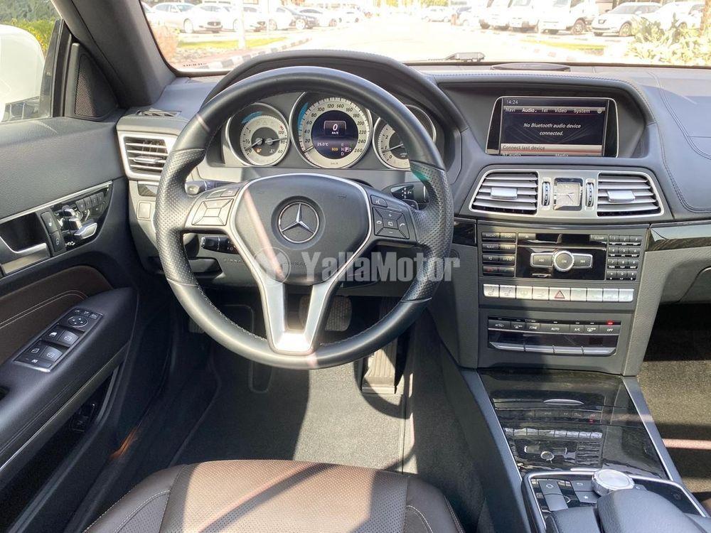 Used Mercedes-Benz E-Class E 250 CGI 2014