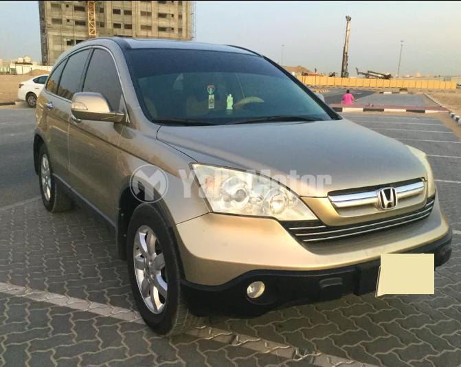 Used Honda CR-V 2.4 EX-L 2009