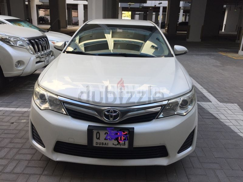 Used Toyota Camry 2.5L SE 2015