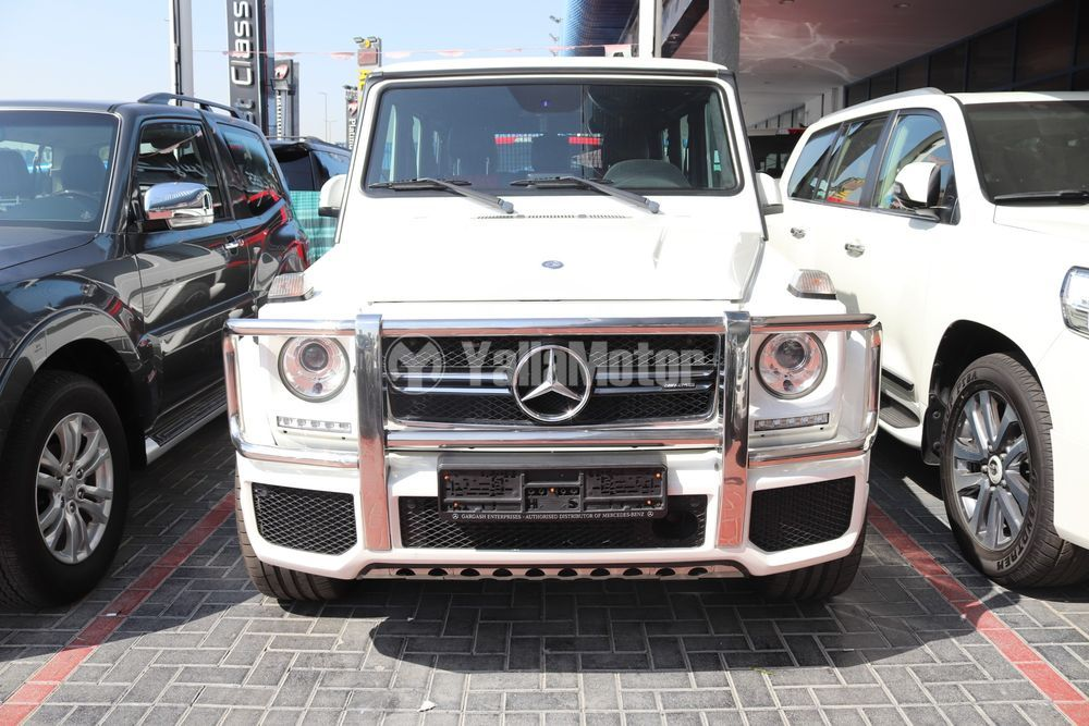 Used Mercedes-Benz G 63 AMG V8 Biturbo 2015