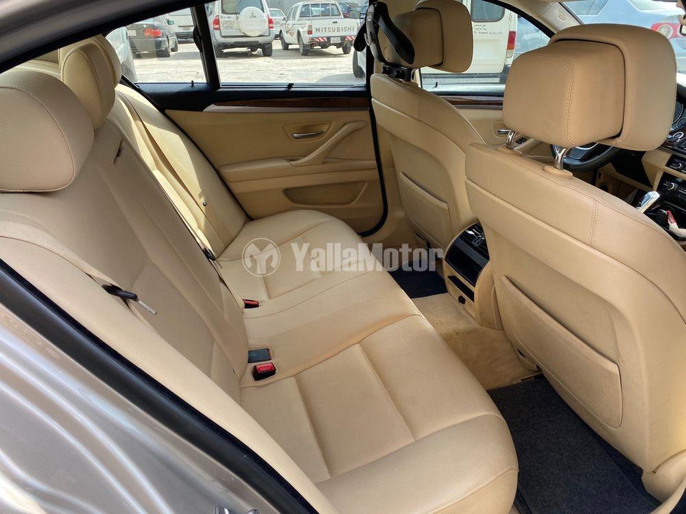 Used BMW 5 Series 520i 2012