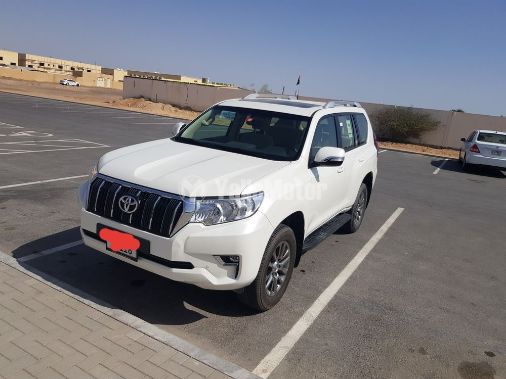 Used Toyota Land Cruiser Prado 2018