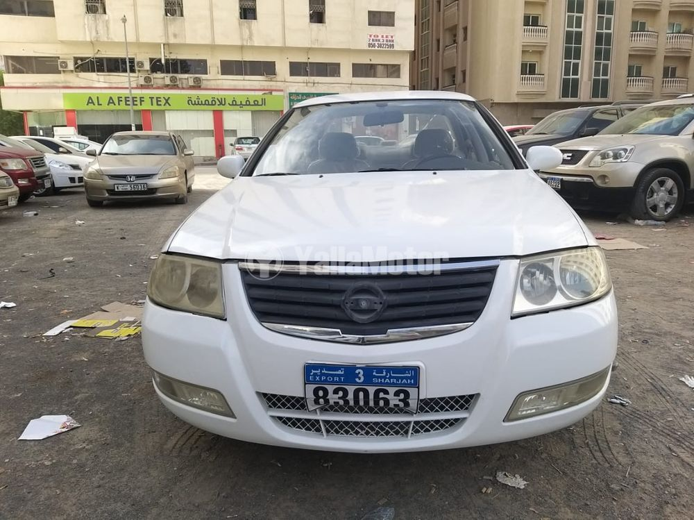 Used Nissan Sunny 2010