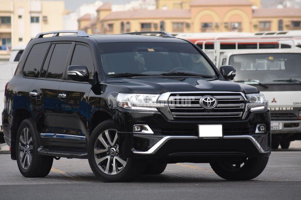 Used Toyota Land Cruiser  4.0 GXR 2013