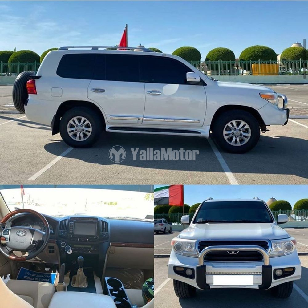 Used Toyota Land Cruiser 2012