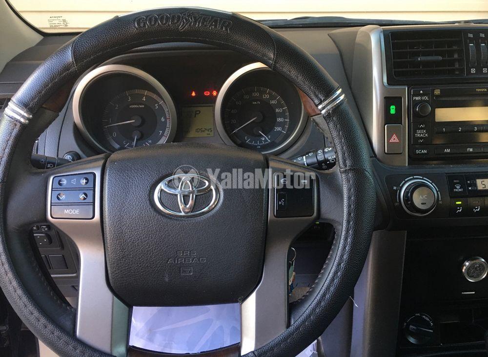 New Toyota Land Cruiser Prado 2.7L TXL1 2012