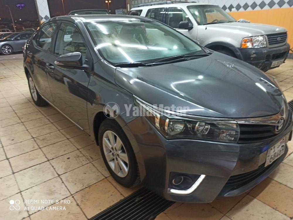 New Toyota Corolla 2.0L XLI 2015