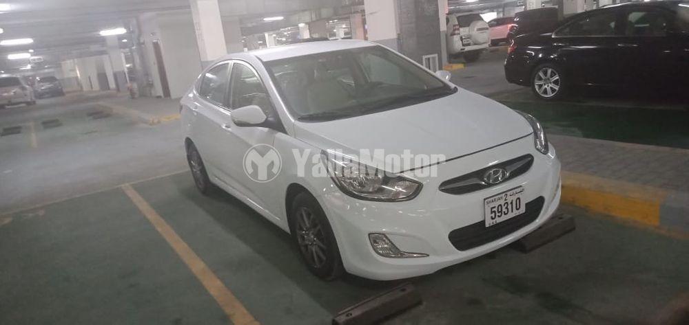 Used Hyundai Accent 1.6L 2014