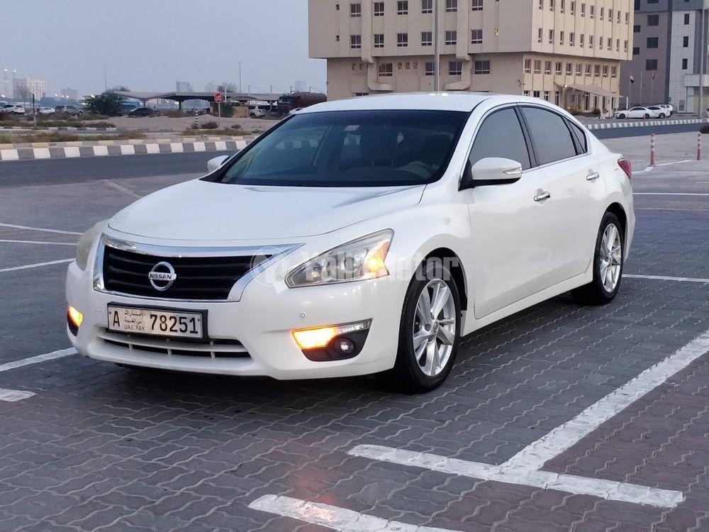 Used Nissan Altima 2.5 SL 2013