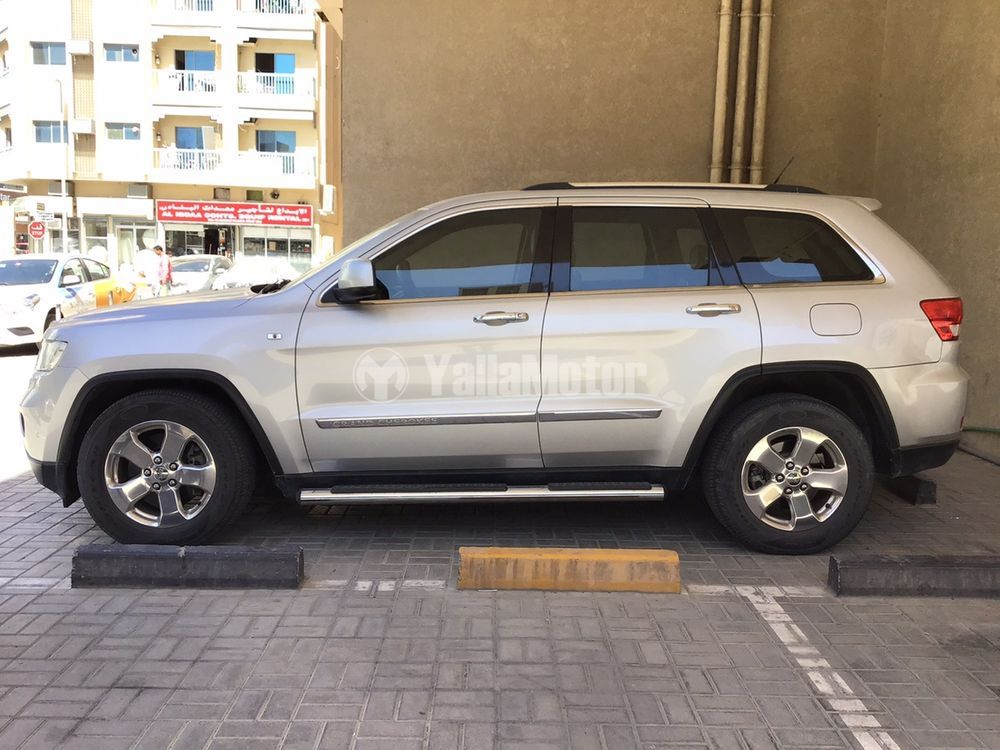 Used Jeep Grand Cherokee 2013