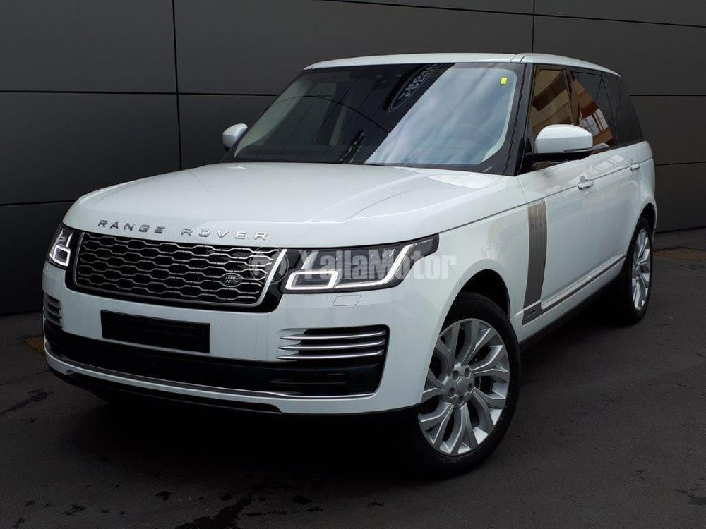 New Land Rover Range Rover  Autobiography   2019