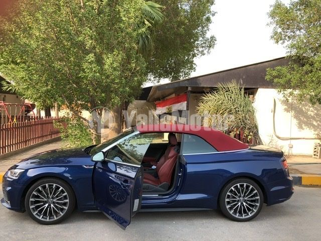 Used Audi A5 Cabriolet 2018