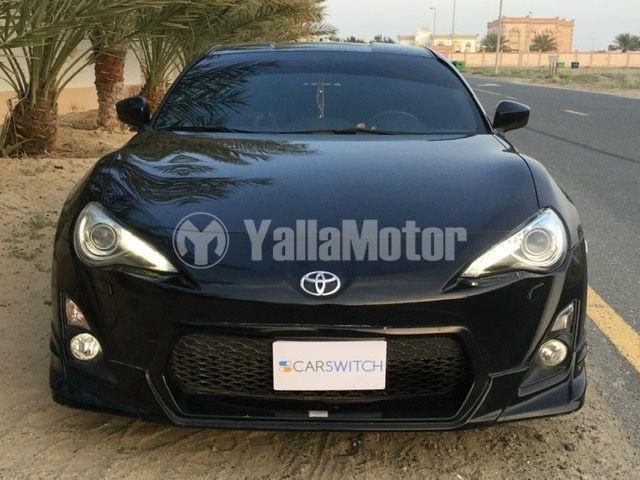 Used Toyota 86 2016