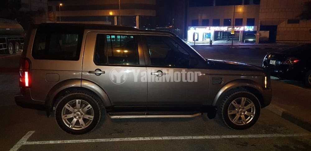 Used Land Rover Discovery 2010