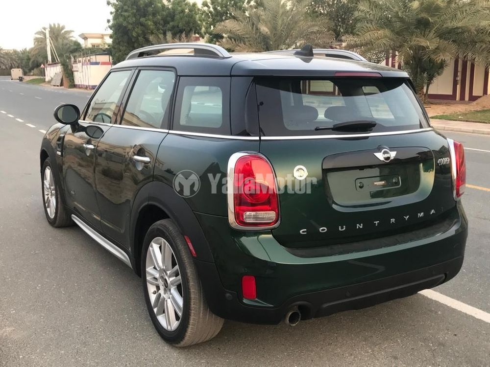 Used Mini Countryman Cooper S 2019