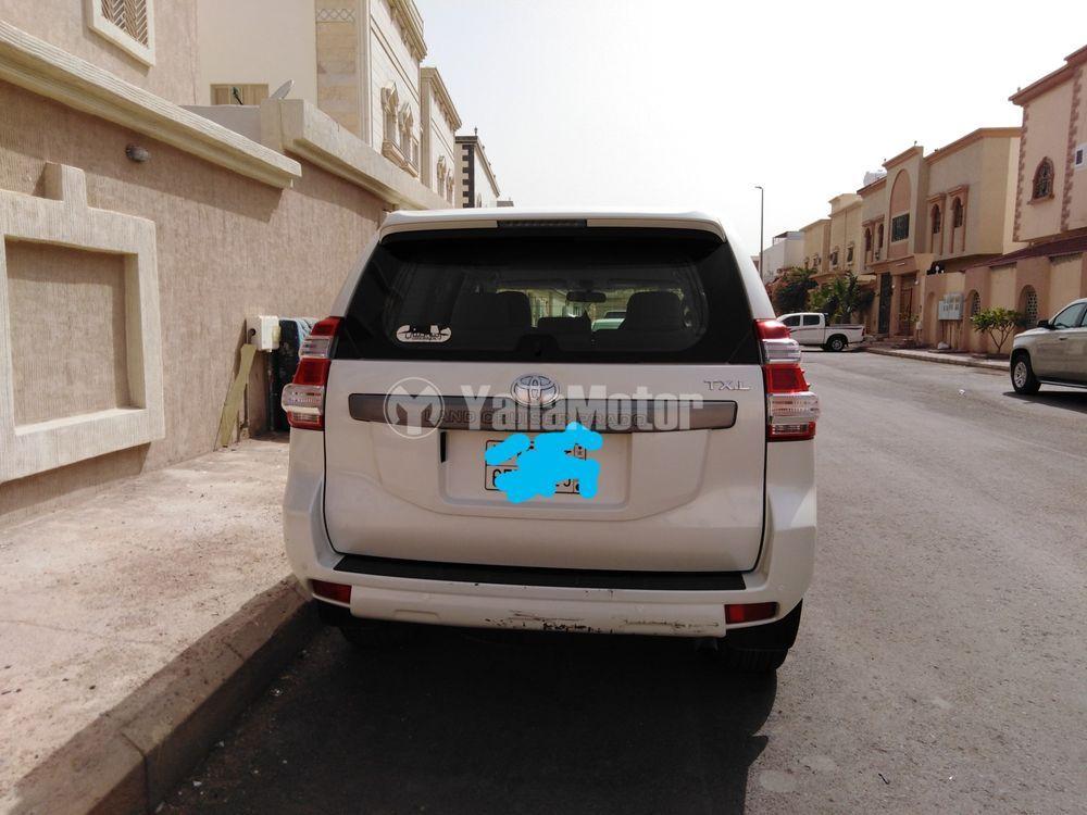Used Toyota Land Cruiser Prado 5 Door 4.0L (Automatic) 2014